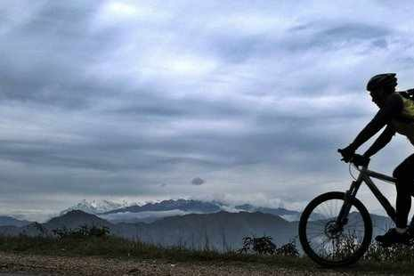 Cycling Around Kathmandu Valley