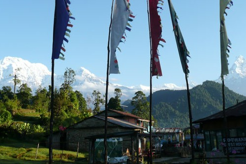 Nepal Hiking Tour