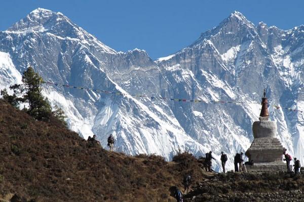 Everest Trekking Region
