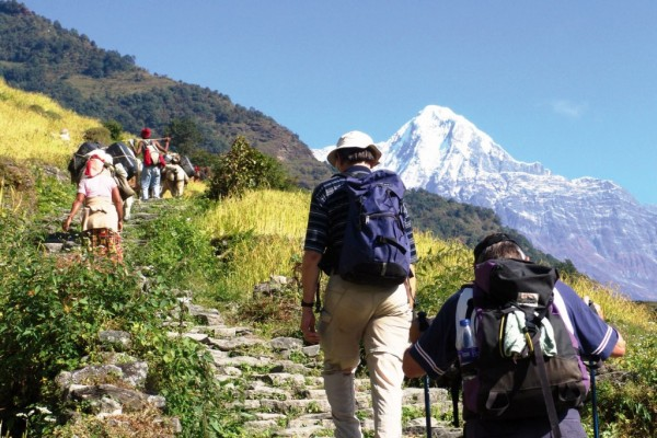 Short Ghandruk Trekking Tour