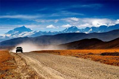 7 Night 8 days Lhasa Overland Tour