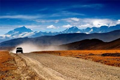 7 Night 8 days Lhasa Overland Tour