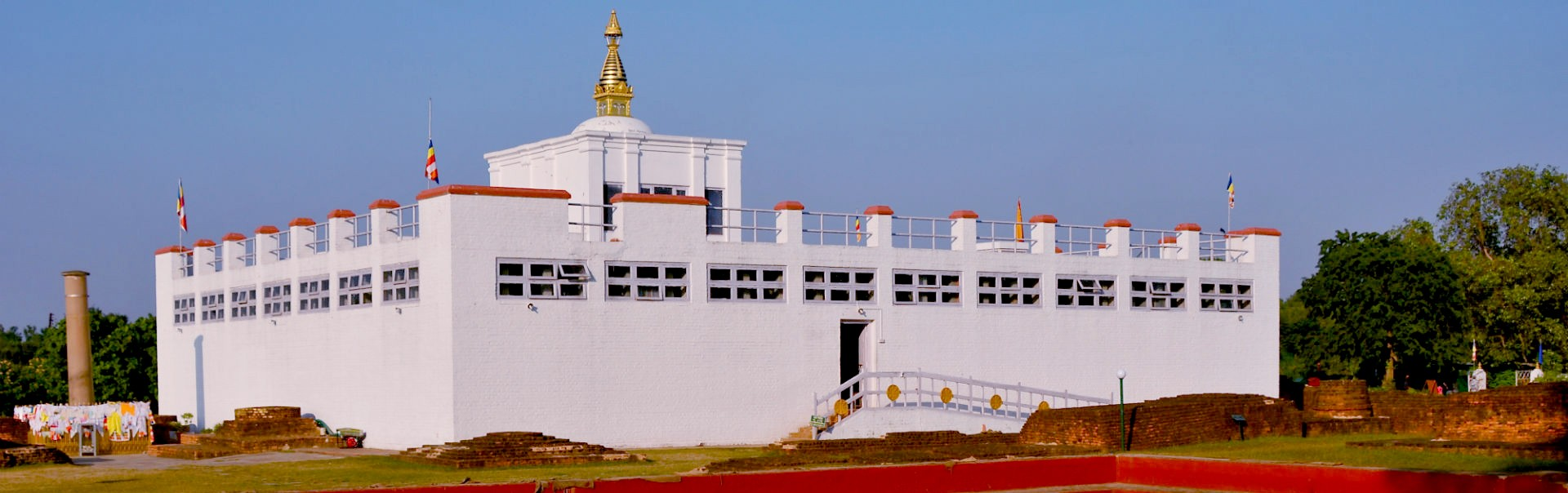 Buddhist Pilgrimage Tour Nepal