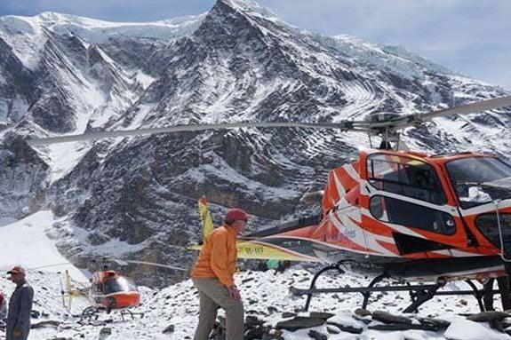 Kathmandu-Everest Helicopter Tour