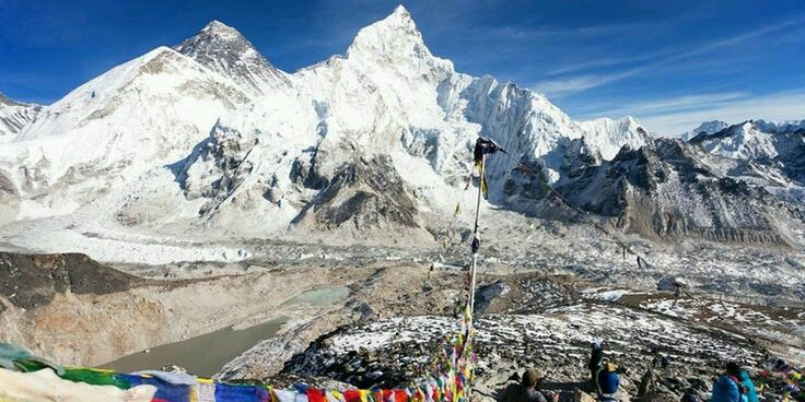 Jiri to Everest Base Camp Trek