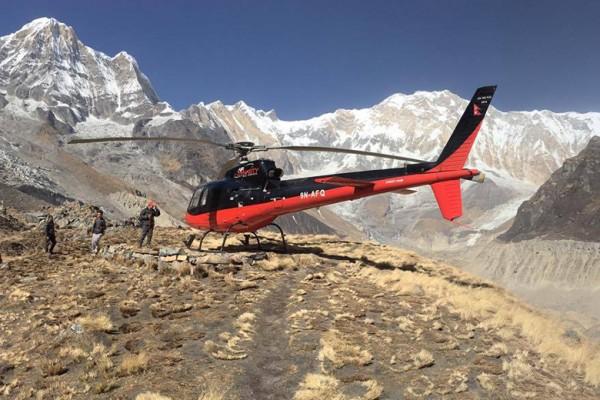 Annapurna Base Camp Heli Tour