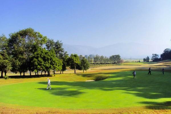 Nepal golf tour, vacation